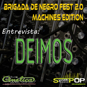 Entrevista Deimos - Brigada de negro fest 2.0 - 27/06/13
