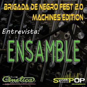 Entrevista Ensamble - Brigada de negro fest 2.0 - 26/06/13