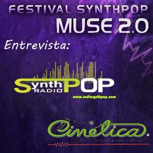 Entrevista a  Radio Synthpop en Radio Cinetica - 28/07/2012
