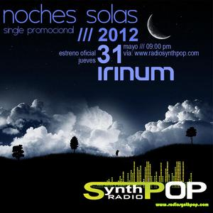 Entrevista Irinum 31/05/2012