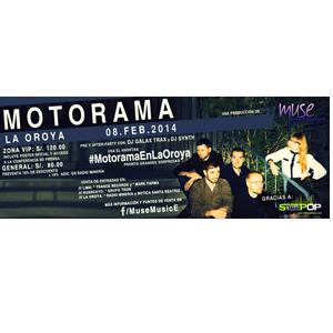 #MotoramaEnLaOroya
