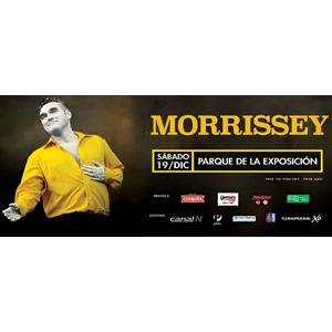 Morrissey en Lima 2015