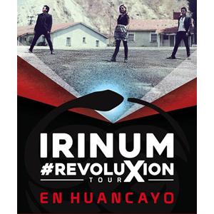 Irinum en Huancayo /// #RevoluXion
