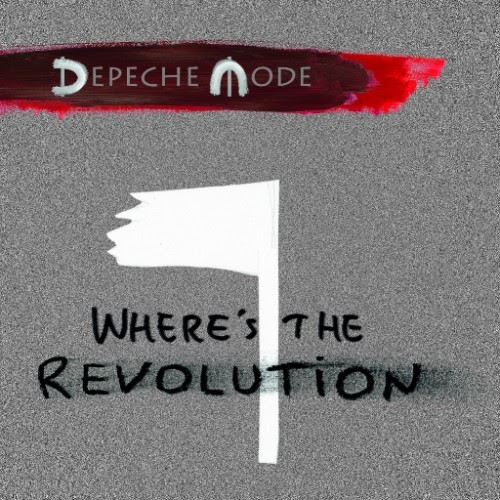 Depeche Mode - Where's the Revolution (Audio)